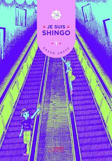 """""""Je suis Shingo"""" tome 1 de Kazuo Umezu (éditions Le Lézard Noir)"""