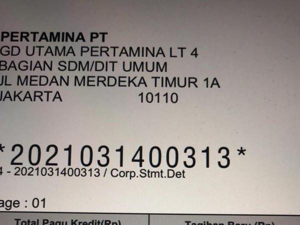 Heboh Dokumen Kartu Kredit Pertamina Rp 420 M Bocor hingga Ahok Buka Suara