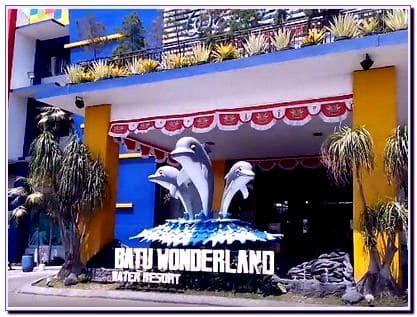 Gambar Hotel Wonderland Batu Malang