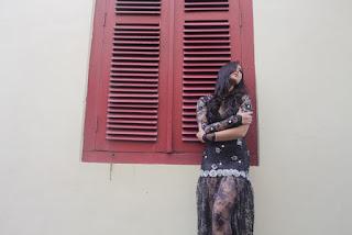 Fotografi Foto model Igo Cantik Devi dari Makassar amatiran