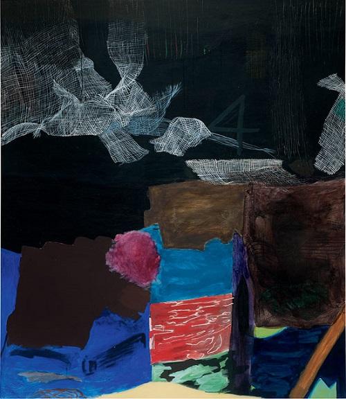 "by Charles Garabedian - ""4"""