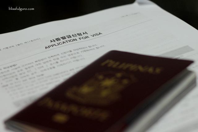 Korean Visa Philippines