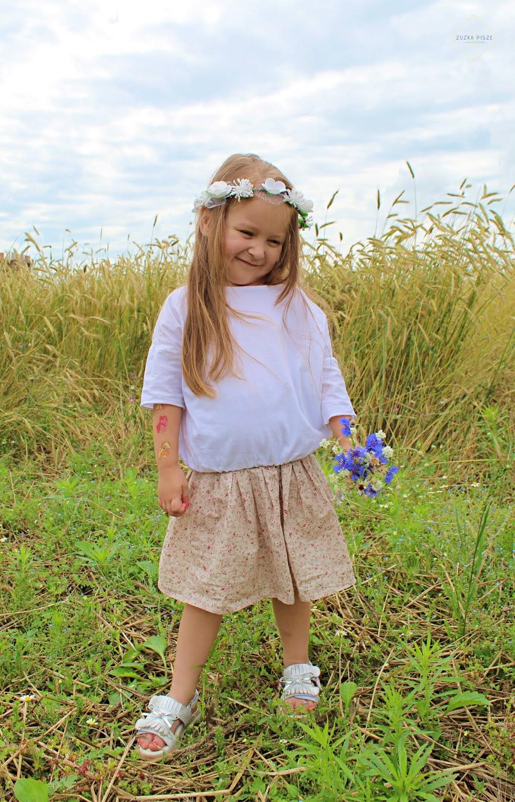 Bohemian Youngster - marka modowa dla dzieci w stylu boho