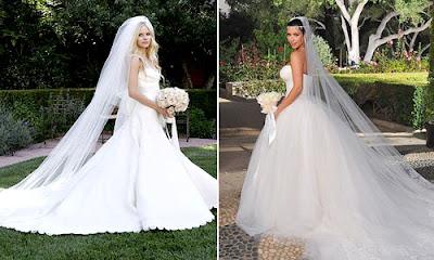 5 Gaun Ini Akan Membuatmu Bak Seorang Putri di Hari Pernikahanmu
