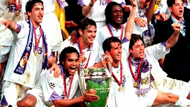 Real Madrid x Juventus
