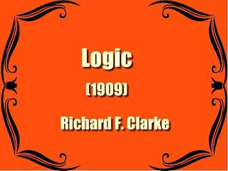 Logic (1909) by Richard F. Clarke
