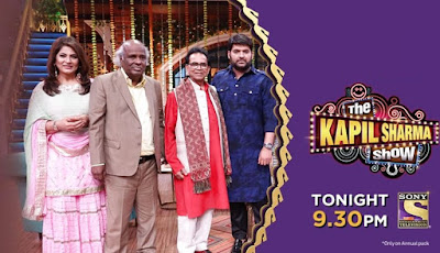 Poster Of The Kapil Sharma Show 21st July 2019 Season 02 Episode 59 300MB Free Download