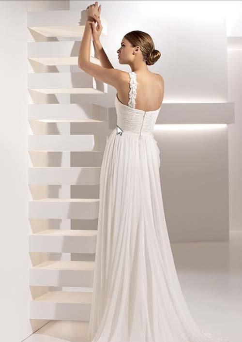 Fashion: Spain Wedding Dresses