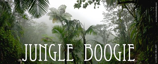 Jungle Boogie La Muzic de Lady