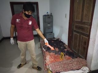 Jasad dalam Goni di Peureulak Timur Ternyata Warga Langsa, Ada Bercak Darah di Rumah Korban
