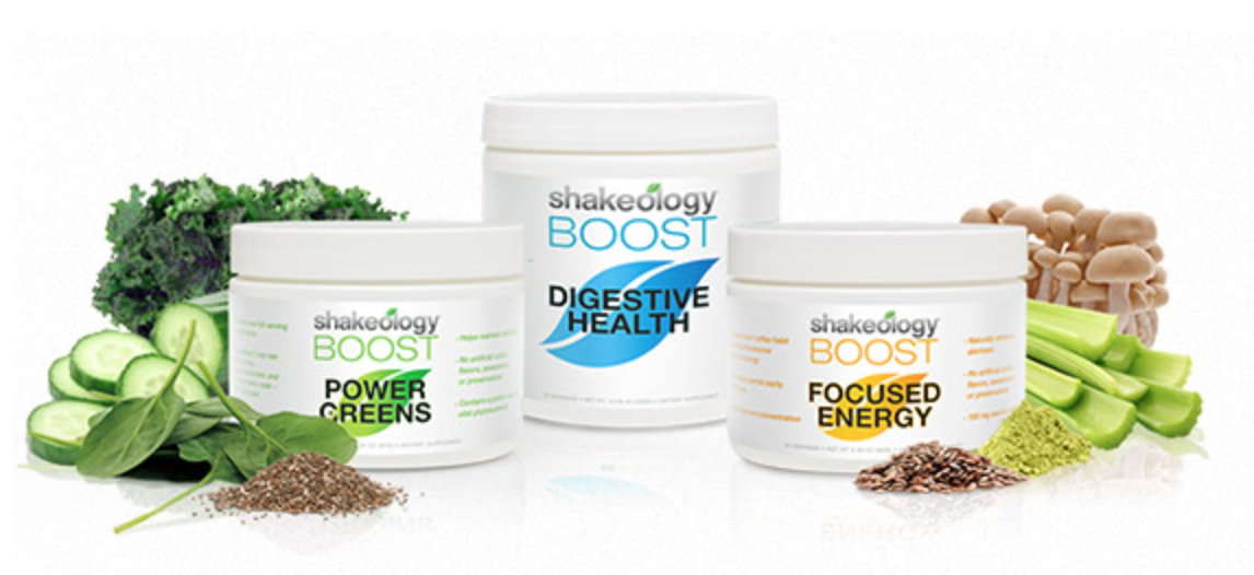 NEW SHAKEOLOGY BOOST