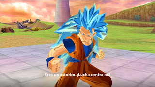 MOD DBZ TTT + MENU  PARA  ANDROID E PC PPSSPP + DOWNLOAD