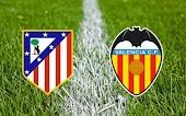 نتيجة مباراة اتلتيكو مدريد وفالنسيا  اليوم  كورة لايف 24-1-2021 في الدوري الاسباني