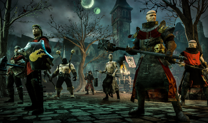 mordheim city of the damned witch hunters