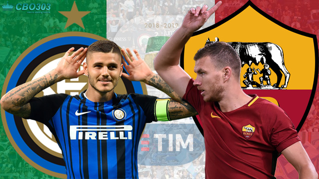 Prediksi Tepat Liga Italia Inter Milan vs AS Roma (21 April 2019)