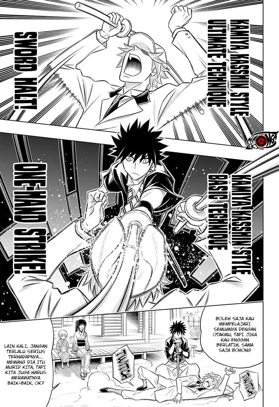 Rurouni Kenshin: Hokkaido-hen Chapter 01-10