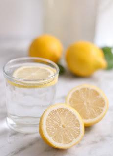 tarçınlı limonlu detoks suyu
