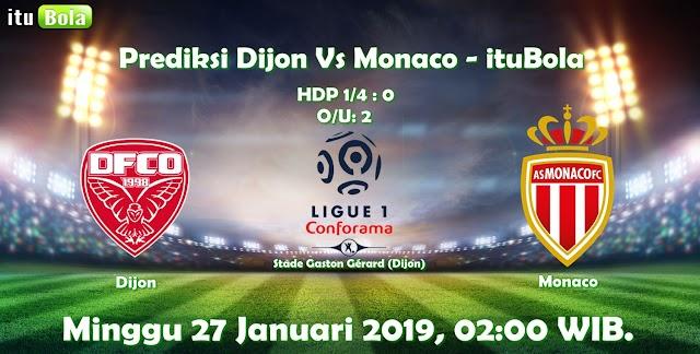 Prediksi Dijon Vs Monaco - ituBola