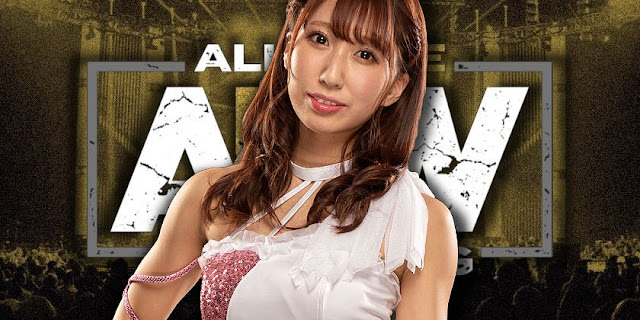 Riho Becomes The First-Ever AEW Women's World Champion At Tonight's Dynamite