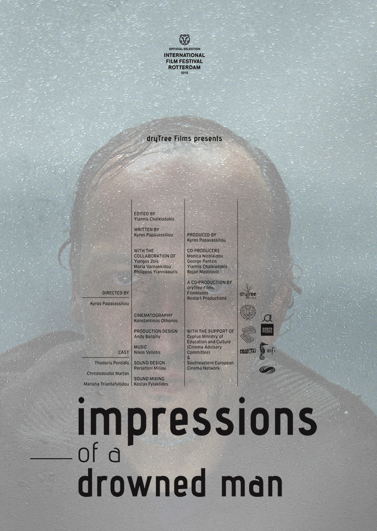 """IL BUIO IN SALA: Recensione """"Impressions of a Drowned Man"""""""