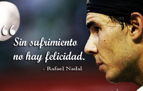 Timeless Tennis Tennis Quote Of The Day Rafael Nadal On What It Takes To Succeed