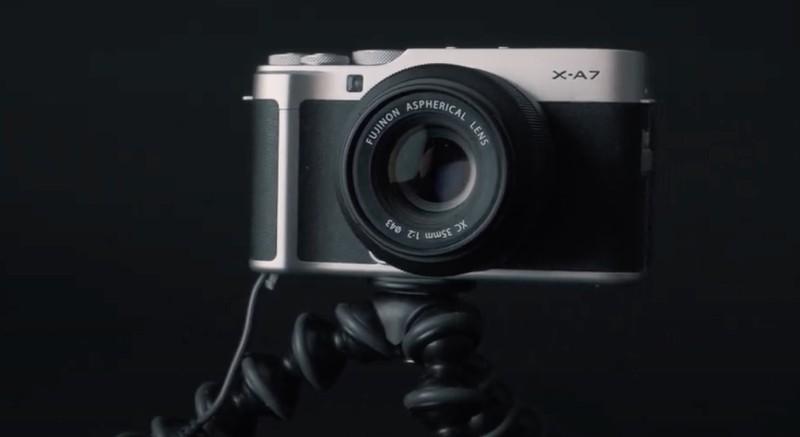 富士單眼相機當電腦網路攝影機:FUJIFILM X Webcam