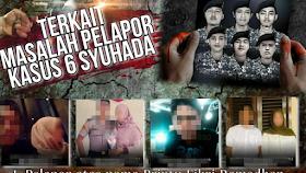 Beredar Foto Petugas Diduga Terlibat Kasus Tembak Mati 6 Anggota FPI