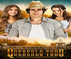 capítulo 81 - telenovela - quererlo todo  - las estrellas