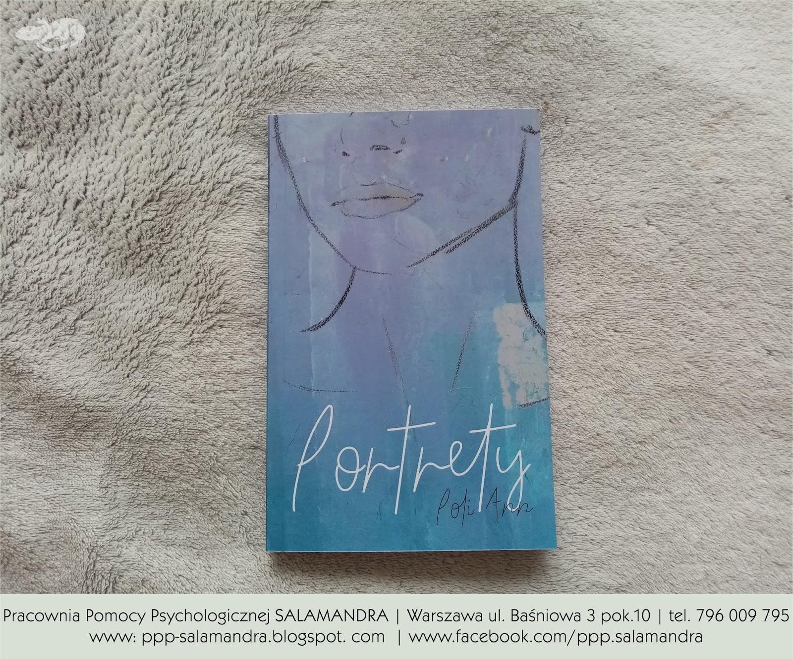 """""""Portrety"""" - 21 historii o zwyczajnych ludziach. Recenzja książki."""