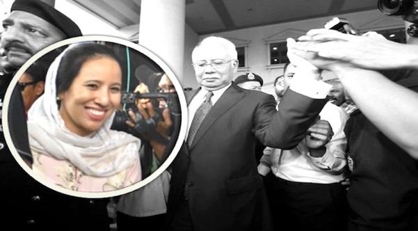 Hadir Sidang Parlimen. Ini Komen Berani Anak Najib Terhadap Ayahnya Buat Ramai Sebak