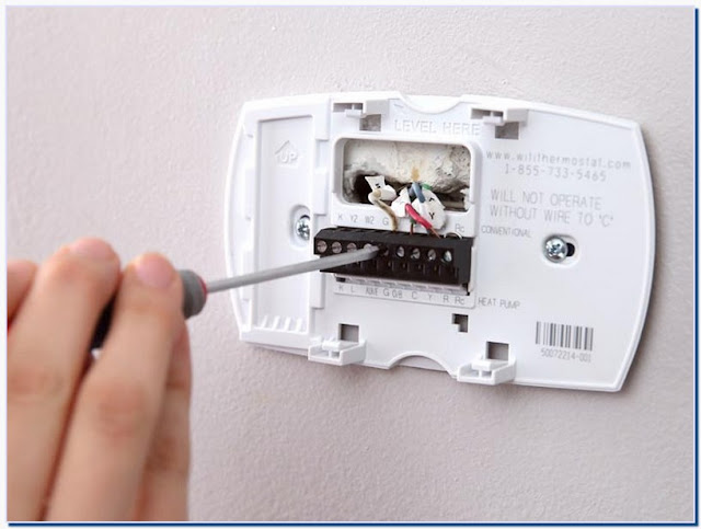 Two wire thermostat Lowes