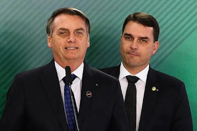 Recém-chegado ao Patriota, Flávio Bolsonaro indica novo partido do pai