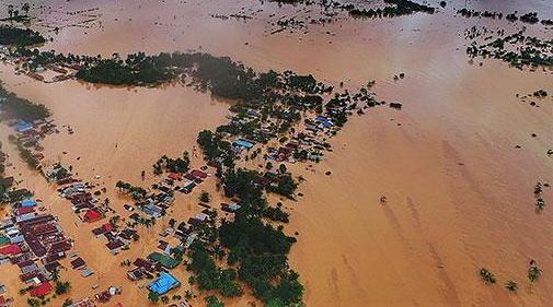 Banjir Bandang Masih, Rendam Wilayah Konawe Utara