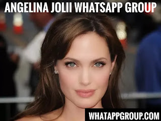 Angelina Jolie Fans WhatsApp Group Links