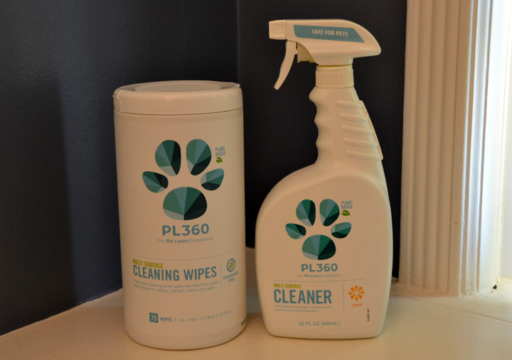 Spring Cleaning with PL360, natural cleaning products