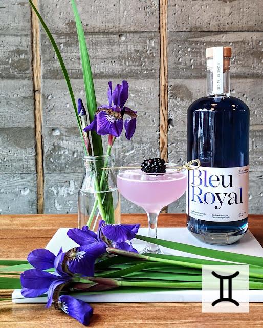 gin-astrologique,bleu-royal,gin-quebecois,signe-astorlogique,madame-gin
