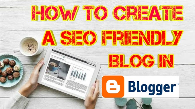 Create a blog in Blogger?-how to start a blog
