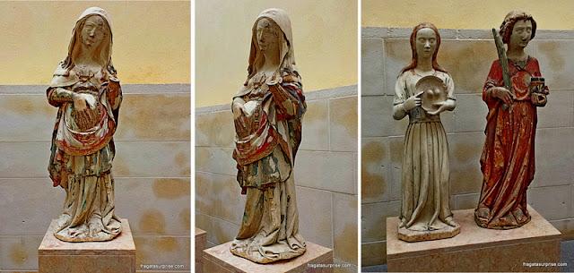 Obras de Mestre Pero no Museu Nacional Machado de Castro, Coimbra