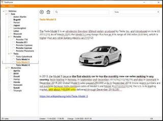 تطبيق, آمن, لتدوين, الملاحظات, مع, محرر, نص, منسق, متكامل, TreeNoote