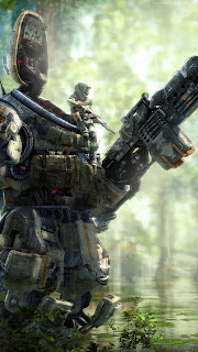 Titanfall 2 Shooter Mobile HD Wallpaper