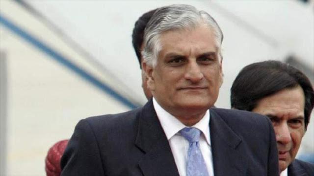 Ministro de Justicia paquistaní dimite y se acaban las protestas