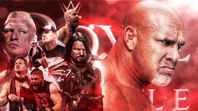 Royal Rumble 2017 HD Wallpaper free Download
