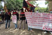Kasus Pembunuhan Alm Sugianto di Bantaeng, GAM Demo Polda Sulsel ke-6 Kali