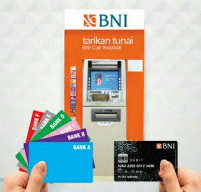 limit transfer atm bni