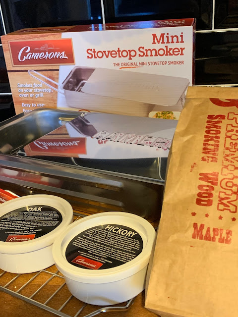 Camerons Mini Stovetop Smoker