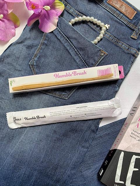 Humble Brush - ekologiczna szczoteczka do zębów.