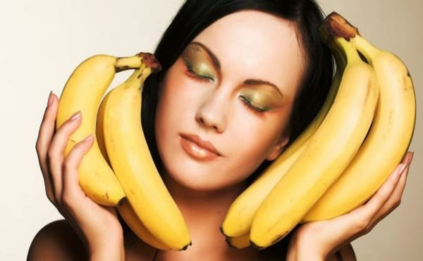 Como fazer o cabelo crescer rápido usando banana ?