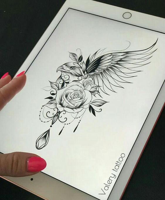 Lovely Bird Tattoos Ideas