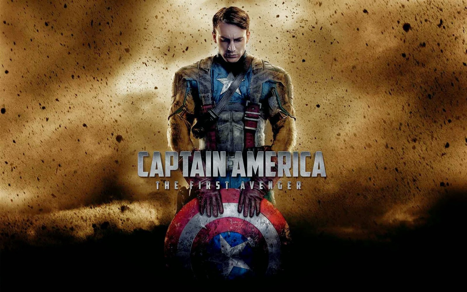 Wallpapers captain america the first avenger hd fondos - Captain america hd images download ...