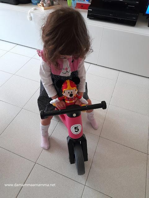Funny Wheels Rider Sport treciclo